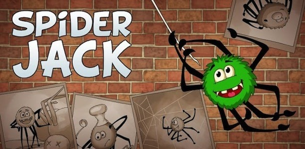 Spider Jack para Android