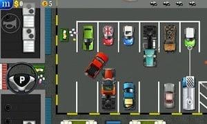 Parking Mania como jogar