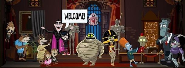 The Hotel Transylvania Game como jogar