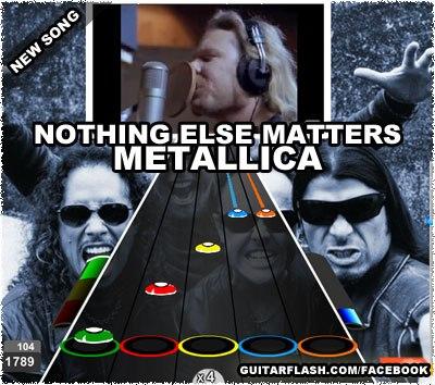 Guitar Flash dias de jogo