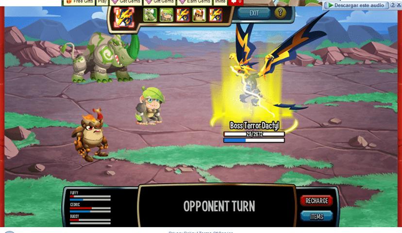 Monster Legends como jogar