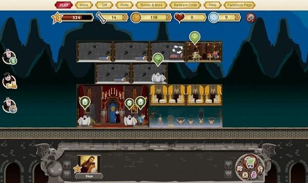 The Hotel Transylvania Game dicas de jogo