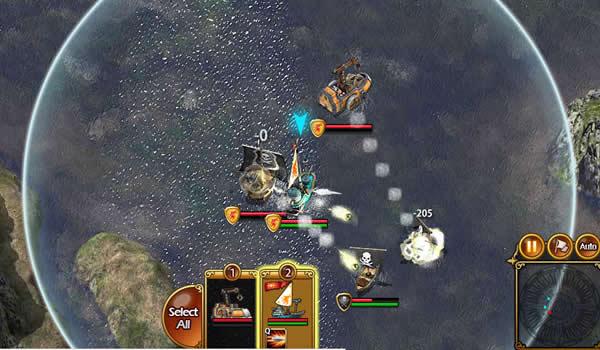 Invincible Armada jogo