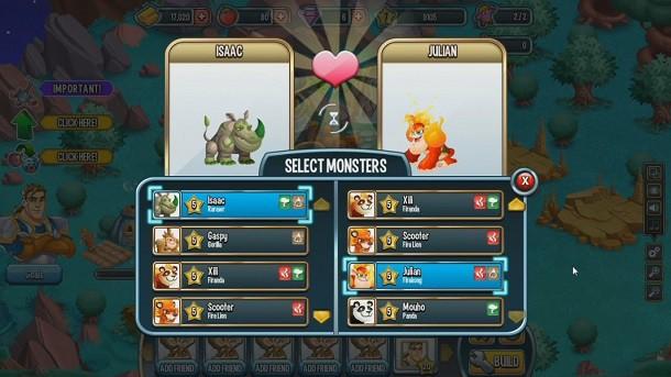 Monster Legends dicas de jogo