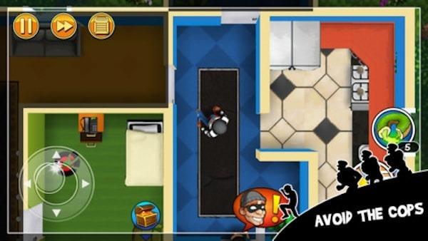 Robbery Bob como jogar