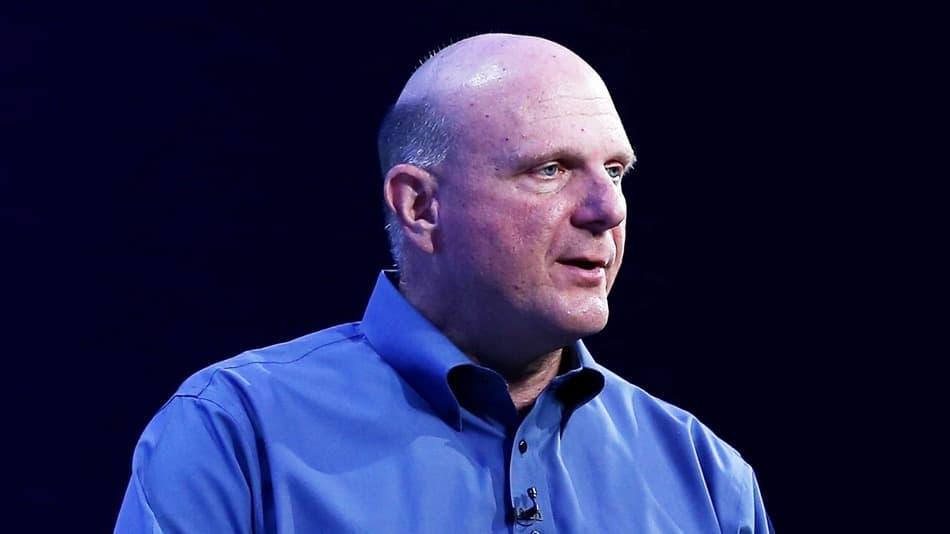 Steve Ballmer CEO Microcoft