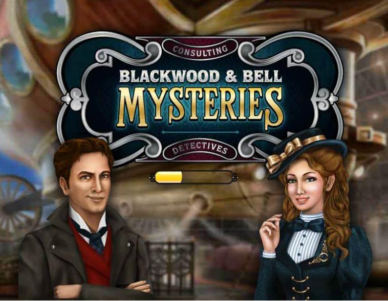 blackwood & bell mysteries