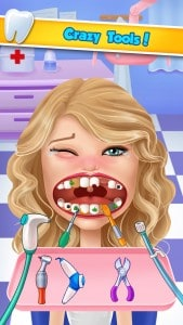 como jogar celebrity dentist