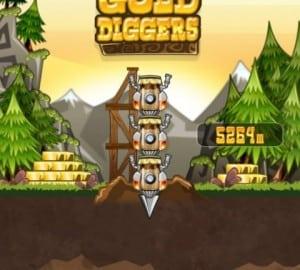 como jogar gold diggers