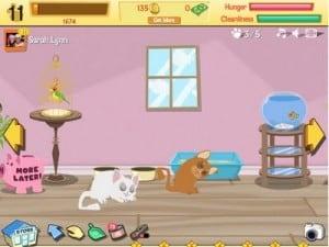 como jogar happy pets