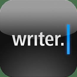 melhores aplicativos de escrita ia writter