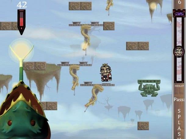 King's Ascent dicas de jogo