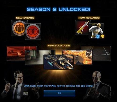 Segunda temporada de Marvel: Avengers Alliance como usar