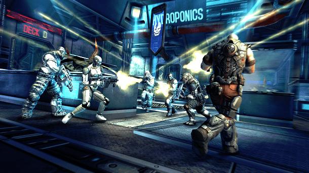 Shadowgun: Deadzone dicas de jogo