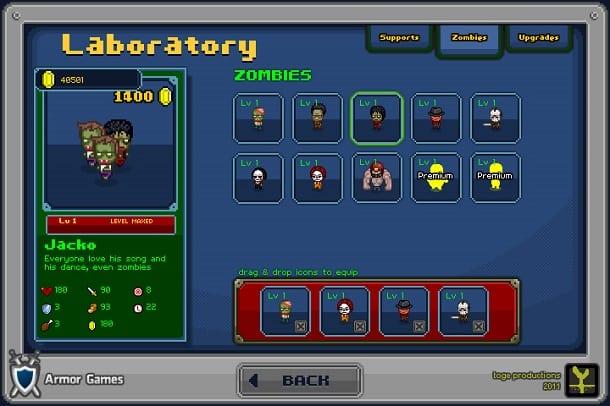 Infectonator 2 como jogar