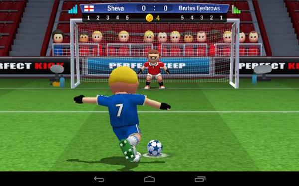 Perfect Kick como jogar