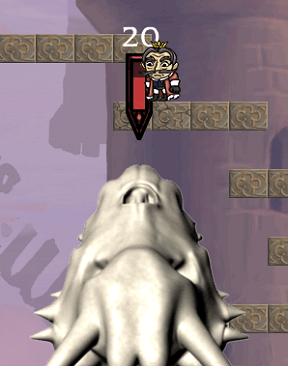 King's Ascent como jogar