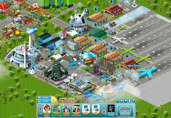 Airport City como jogar