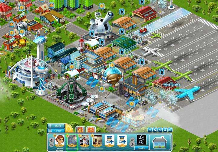 Airport City como jogar