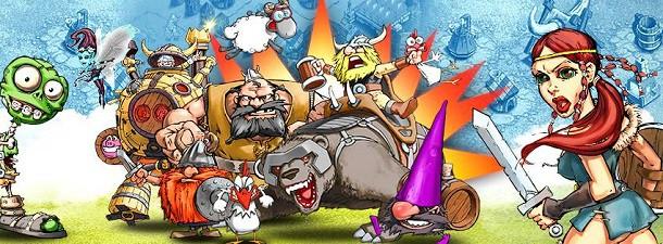 Vikings Gone Wild para Facebook