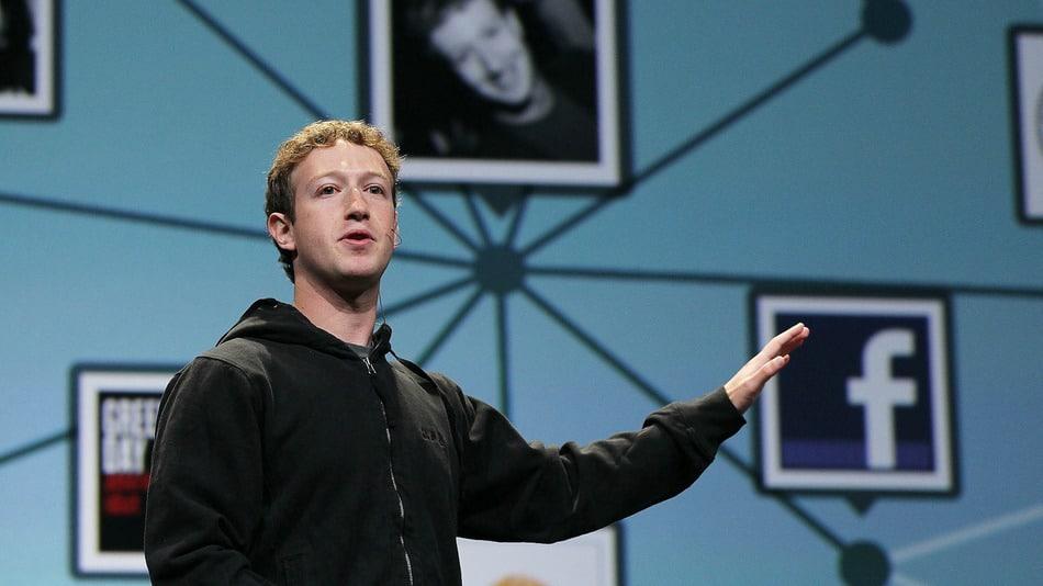 Facebook encabeça esforço para internet global