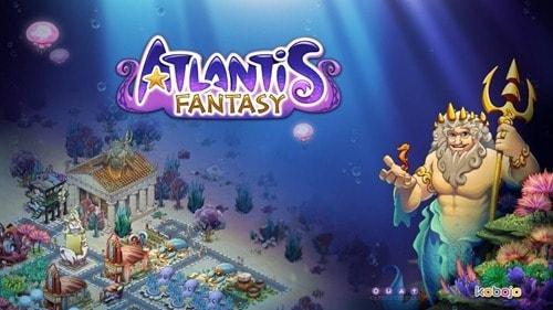 Atlantis Fantasy dicas de jogo