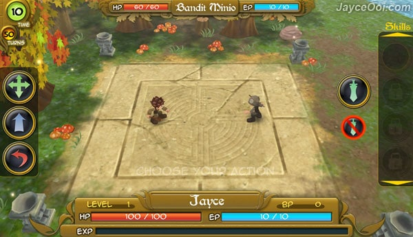 Dueling Blades para iPhone