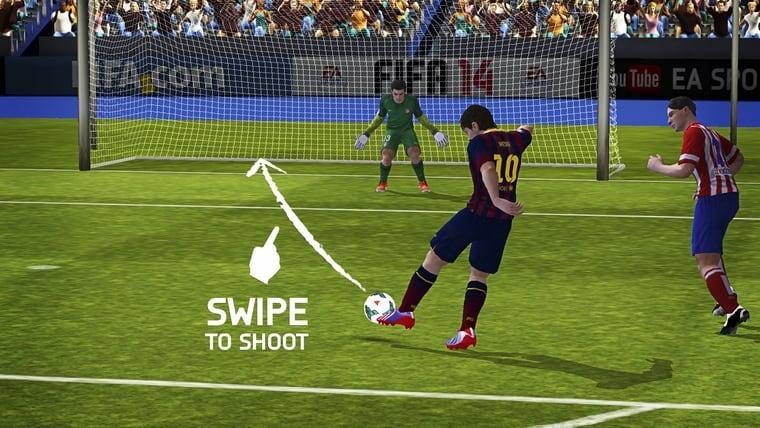 Fifa 14 como jogar