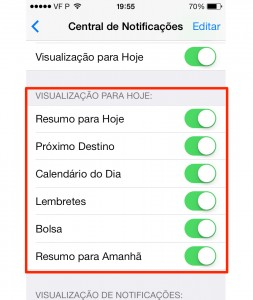 review do iOS 7