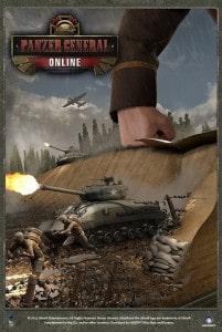 Panzer General online como jogar