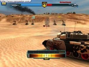 como jogar boom tanks