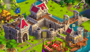 como jogar castleville legends