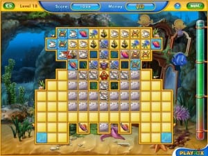 Fishdom 2 como jogar