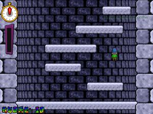 como jogar icy tower