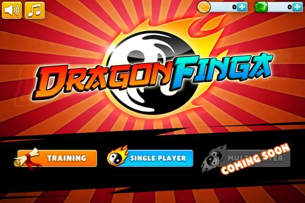 dragon finga