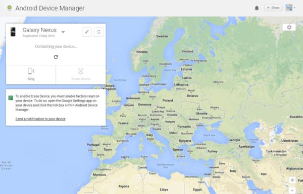Google libera serviço que gerencia remotamente os dispositivos Android