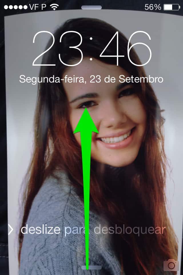 bateria do seu iPhone
