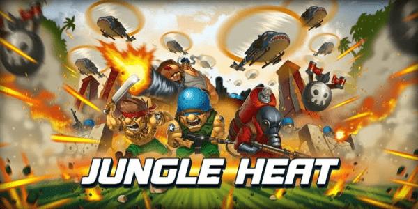 jungle heat para iPhone