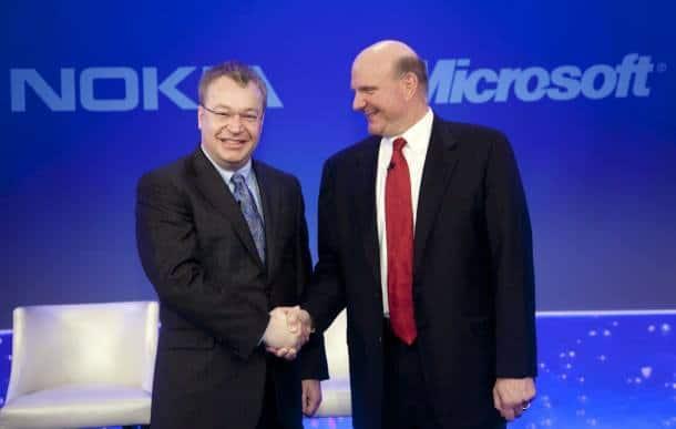 microsoft compra a nokia