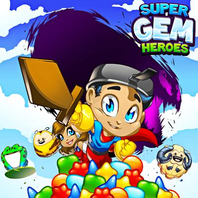 Super Gem Heroes como jogar