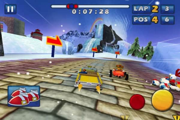 Sega All-Stars Racing