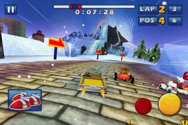 Sega All-Stars Racing