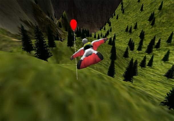 Wingsuit como jogar