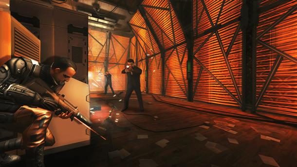 Deus EX: The Fall para Android