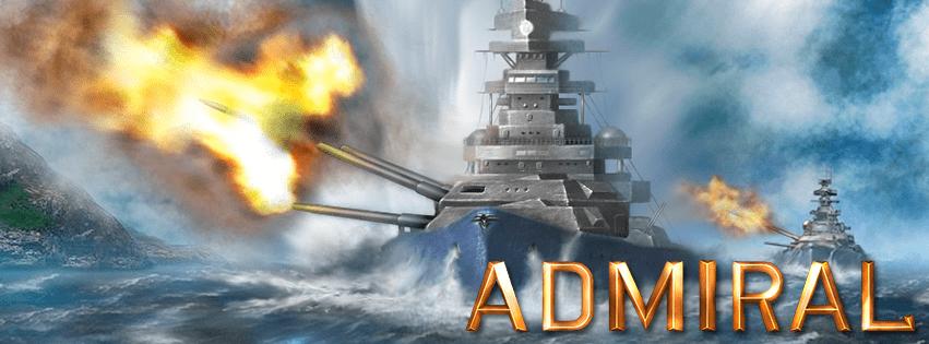 Admiral para Facebook