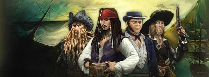 Pirates of the Caribbean dicas de jogo