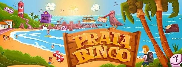 Praia Bingo para facebook