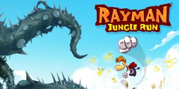 Rayman Jungle Run para Android
