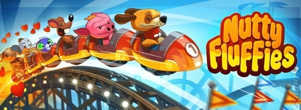 Nutty Fluffies Rollercoaster para Android