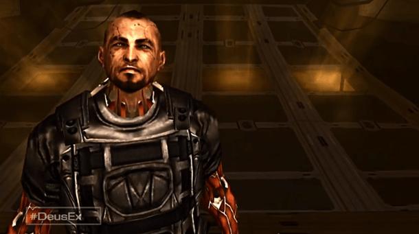 Deus EX: The Fall como jogar